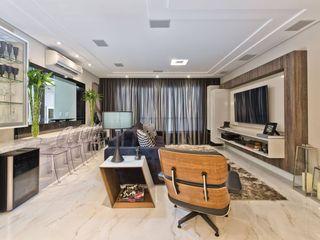 KENP - soluções em áudio e vídeo Living room