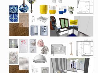 Sarah Paula - Interior Design Cameretta neonato