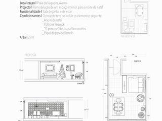 Sarah Paula - Interior Design Sala da pranzoAccessori & Decorazioni