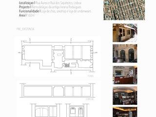 Sarah Paula - Interior Design Spazi commerciali moderni