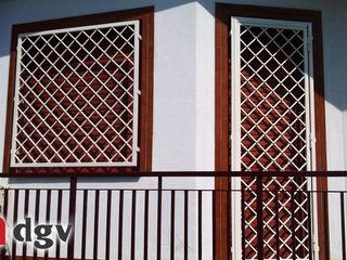 DGV metal srl Windows & doors Windows Besi/Baja White
