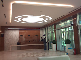 ANTE MİMARLIK Modern hospitals
