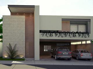 Xome Arquitectos Modern home