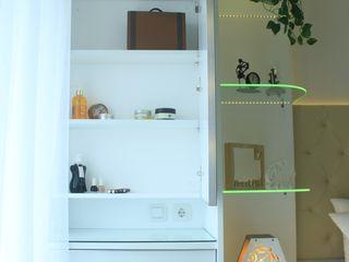 Gateway Diamond Apartemen POWL Studio BedroomDressing tables