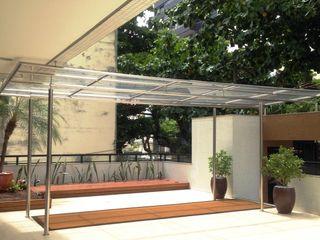 Atelier Plural Terrace house