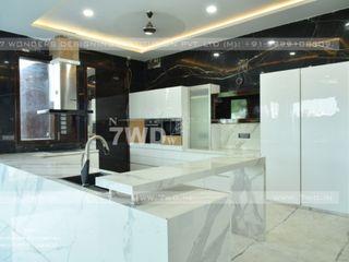 7WD Design Studio Quartos modernos