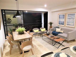 AlejandroBroker Modern living room