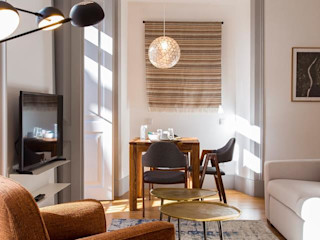 Traço Magenta - Design de Interiores MaisonAccessoires & décoration Beige