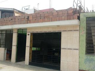 HOUSE PERU SAC Flat roof Reinforced concrete White