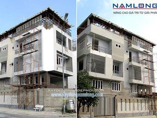 Công ty xây dựng nhà đẹp mới Klasyczne domy