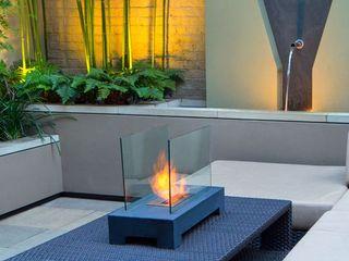 Contemporary Garden Design features MyLandscapes Garden Design 모던스타일 정원
