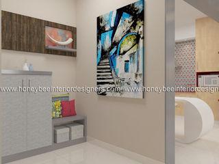 Honeybee Interior Designers Ruang Keluarga Modern