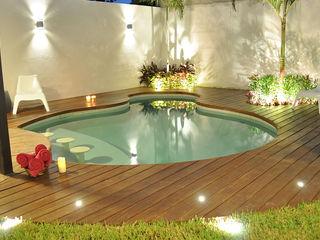 Refreshing - Piscinas y Jacuzzis Corporación Siprisma S.A.C Piscinas de jardín
