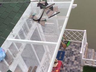 Công ty TNHH Xây dựng và Thương mại Việt Pháp Lean-to roof Green