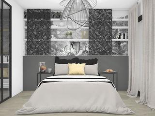 SAMANTHA DECORATION Moderne slaapkamers