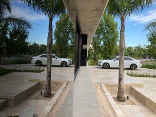 Maximiliano Lago Arquitectura - Estudio Azteca Modern houses Concrete
