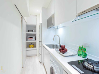 沙瑪室內裝修有限公司 Small kitchens