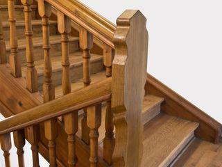 Escaleras al Cielo Corporación Siprisma S.A.C Vestíbulos, pasillos y escalerasEscaleras