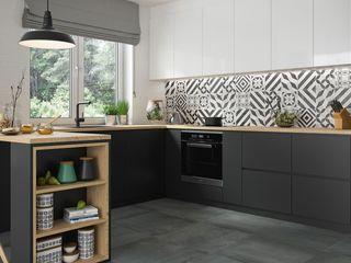 Ceramika Paradyz Modern style kitchen