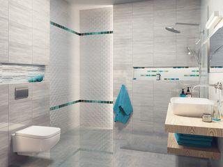 Ceramika Paradyz Moderne Badezimmer
