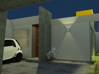 Creer y Crear. Arquitectura/Diseño/Construcción 一戸建て住宅