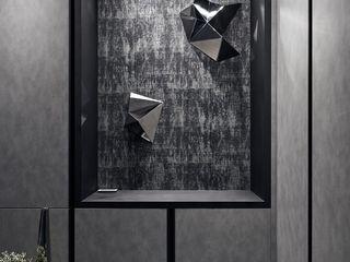 霏霧.烟波|Fog Floated 理絲室內設計有限公司 Ris Interior Design Co., Ltd. 玄關、走廊與階梯配件與裝飾品