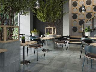 Ceramika Paradyz Moderner Flur, Diele & Treppenhaus
