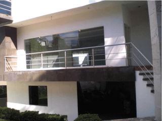 Inova Diseño y Decoracion Balcón Aluminio/Cinc Gris