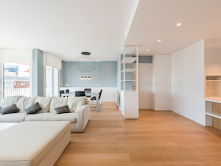 LF24 Arquitectura Interiorismo Salon moderne