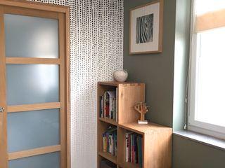BIENVENUE MIINT - design d'espace & décoration Couloir, entrée, escaliers originaux Multicolore