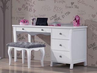 Decordesign Interiores Дитяча кімнатаСтоли та стільці ДСП Білий