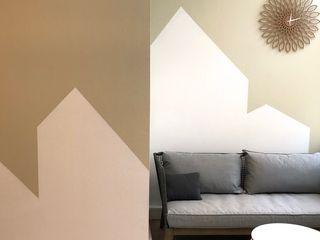 Cabinet Gynécologique SCM LENEPVEU MIINT - design d'espace & décoration Cliniques scandinaves Beige