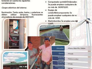 SOLER Alternative Energy Casas ecológicas