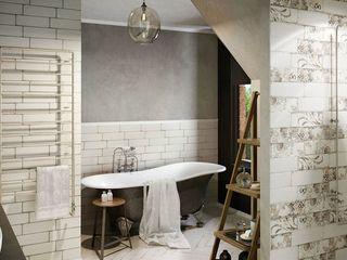 Ceramika Paradyz Rustikale Badezimmer