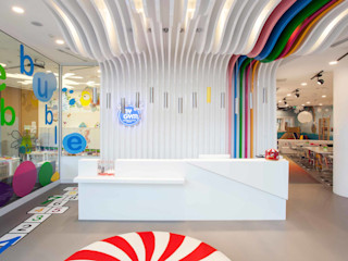Pebbledesign / Çakıltașları Mimarlık Tasarım Moderne Veranstaltungsorte