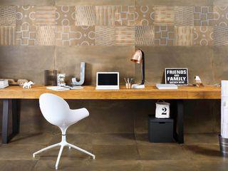 Ceramika Paradyz Moderner Multimedia-Raum