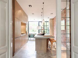 StrandNL architectuur en interieur Kuchnia na wymiar