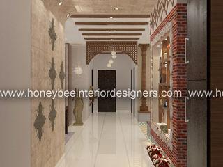 Honeybee Interior Designers Ruang Keluarga Gaya Eklektik