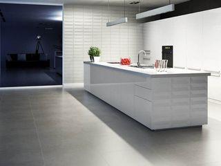 Ceramika Paradyz Minimalistische Küchen