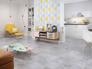 Ceramika Paradyz Moderne Wohnzimmer