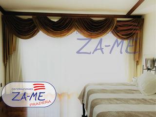 Decoraciones ZA-ME Windows & doors Curtains & drapes Cotton Brown