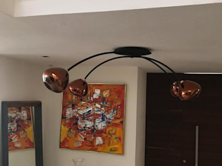 Luminosa ™ مطاعم الحديد / الصلب Metallic/Silver