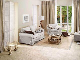 Ceramika Paradyz Klassische Wohnzimmer
