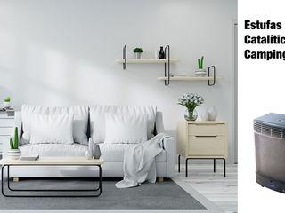 ferrOkey - Cadena online de Ferretería y Bricolaje Salas de estilo moderno Hierro/Acero Gris