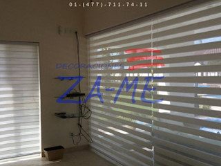 Decoraciones ZA-ME Windows & doors Blinds & shutters Textile Multicolored