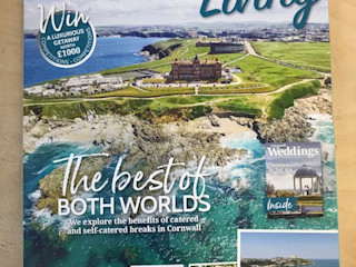 Cornwall Living Issue 83 Spring Edition 2019 Building With Frames Hotels Wood