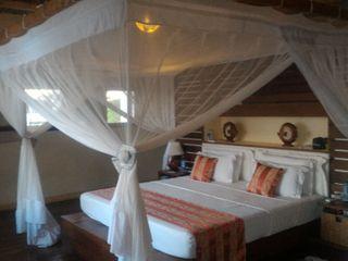 The Ocean Spa Lodge Ing. Massimiliano Lusetti Hotel in stile tropicale Legno Beige