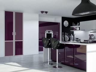 Ambiance Ultraviolet Kazed CuisinePlacards & stockage Panneau d'aggloméré Violet