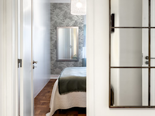 maria inês home style Mediterrane Schlafzimmer