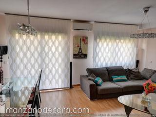 Manzanodecora 창문 & 문Gardinen und Vorhänge